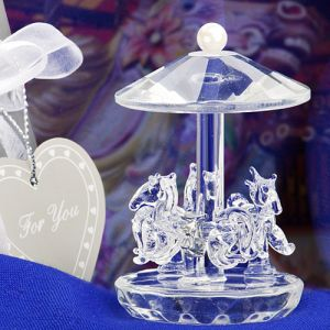Choice Crystal Collection Carousel Favors