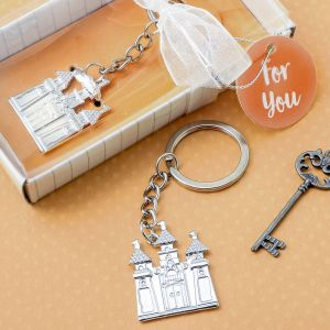 Baby Shower Keychain Favors